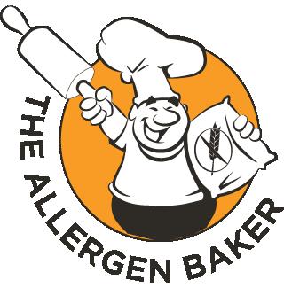 The Allergen Baker Logo